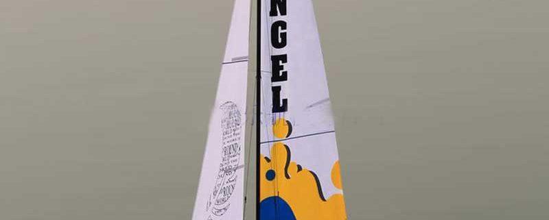 model-zeilboot